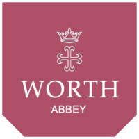 10 Logo Worth Abbey